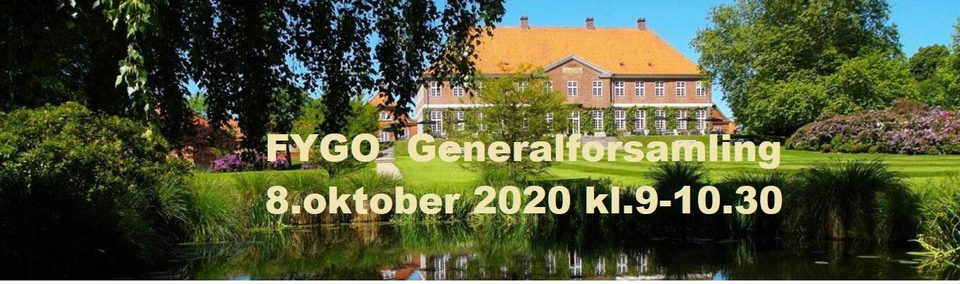 FYGO Virtual Generalforsamling 2020 ifm DSOG årsmøde