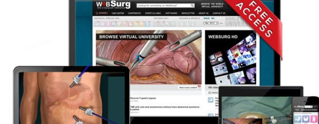 Websurg – læringsvideoer